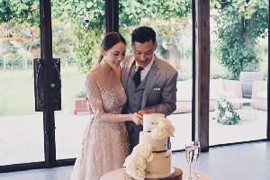 余文乐结婚一周年 其妻晒照炫耀美丽的伴娘们