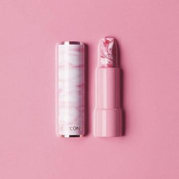 兰蔻推出粉色大理石纹唇膏系列