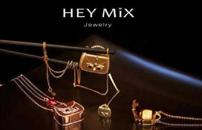HEY MIX Jewelry发布猫头鹰晚宴包珠宝系列