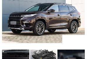 奇瑞豪华SUV加长版明年发布 2.0T动力将超越奔驰