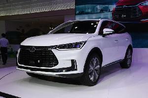 全新比亚迪唐EV将于2月上市销售