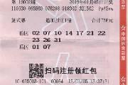 中奖要脑子!台州彩民午餐定号码中大乐透1600万