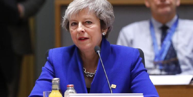 英国首相特雷莎·梅的讲话不大可能提振英镑