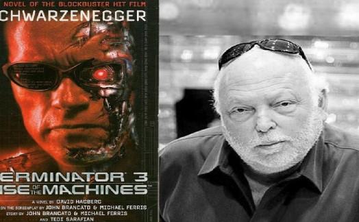 施瓦辛格发文悼念Andy Vajna 曾监制《终结者3》等多部电影