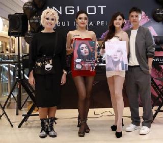 波兰彩妆品牌首次引进台湾 600种色彩自由配
