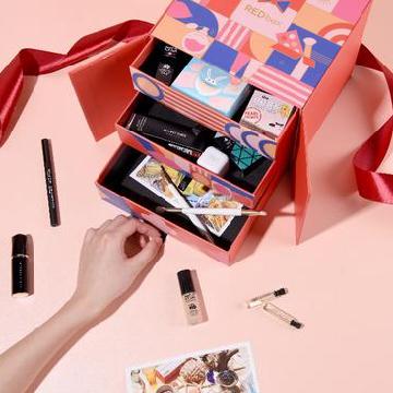 贝玲妃携手小红书重磅推出全新小红盒2.0