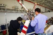 江西CAH圆满完成北京AW139型私人直升机2年检定检维护工作