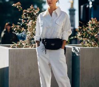 欧美穿衣搭配技巧示范 三件单品助你修饰身材曲线