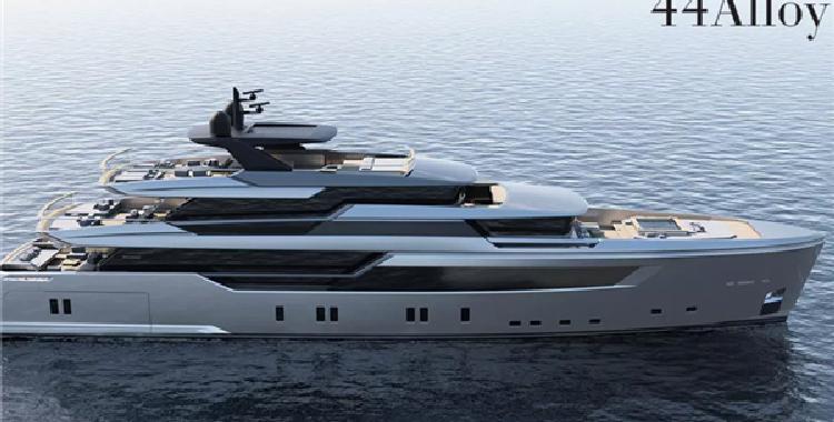 圣劳伦佐全新超级游艇44Alloy售至亚洲