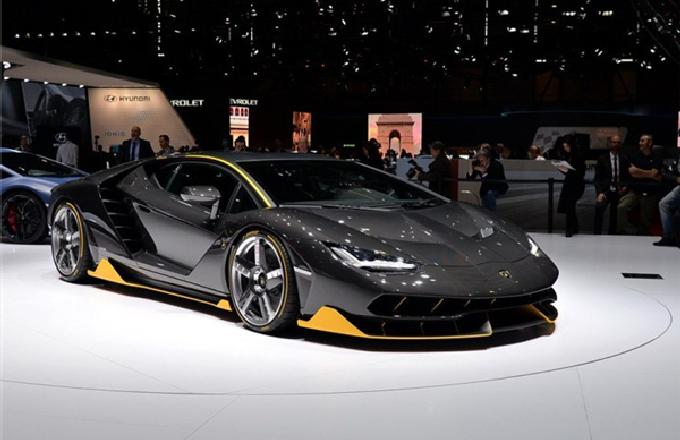 兰博基尼全新混合动力超跑将于法兰克福车展首发