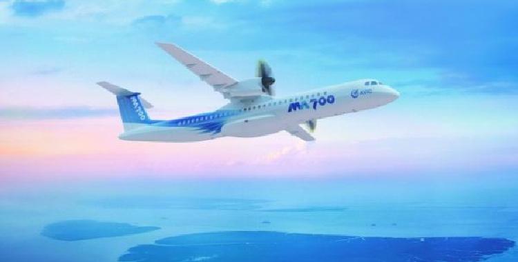 """""""新舟""""700国产飞机将于2019年9月总装下线"""