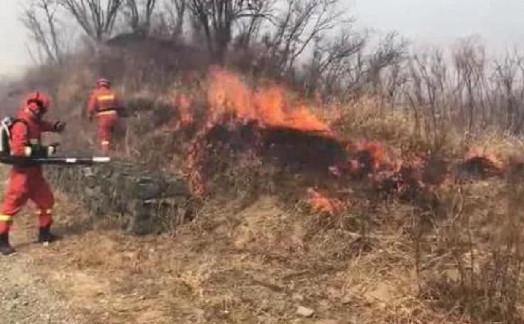 中俄边境森林火灾 已对我国形成过境威胁