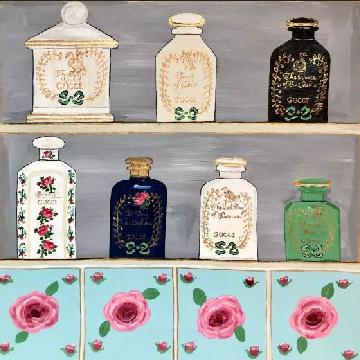 Gucci2019的新香:古老的香水 百年的遗香