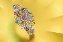 格拉夫珠宝歌唱春夏色彩颂歌