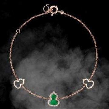 Qeelin Wulu Jade系列 雍容闲雅的贵族气质