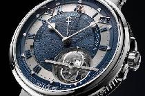 宝玑全新Marine航海系列腕表 时间等式 万年历与陀飞轮三大功能
