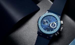 Hublot宇舶表携手Garage Italia 推出海陆空首款腕表