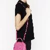 BALENCIAGA中国限量粉色超小号VILLE手袋全新上市