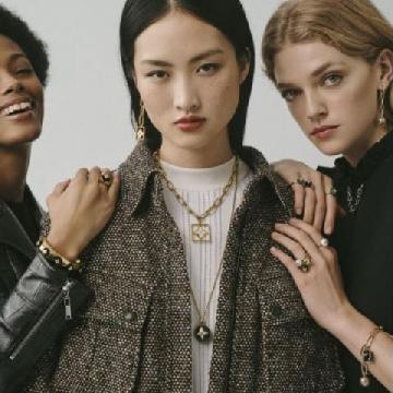 路易威登 B.BLOSSOM 珠宝系列 特立独行的自信女性