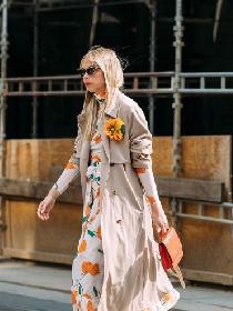 2019最流行的印花连衣裙 教你怎么选怎么搭