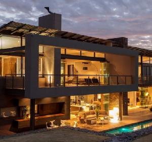 南非House Duk豪宅设计 无敌景观就在眼前