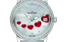 宝珀Blancpain女装系列腕表 连背影也迷人