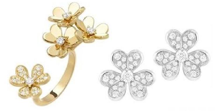 梵克雅宝推出Frivole系列新品珠宝