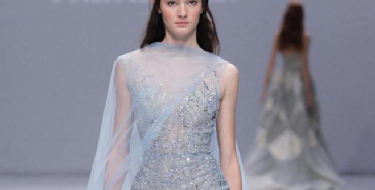 THE ATELIER 2020春夏系列婚纱 在浪漫与艺术中遨游的惊喜