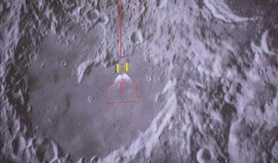月球正在冷却收缩 这一过程引发了月球表面地震