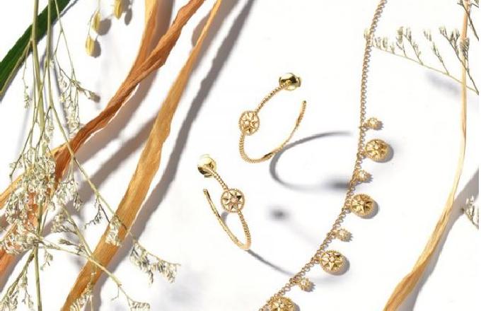 Dior发布全新作品 隐藏着自然力量
