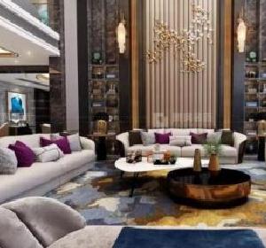 500平独栋别墅 港式豪宅设计参考