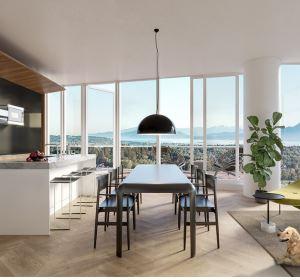 西岸置业集团橡树岭豪宅御庭 彰显意大利品质设计奢华住宅