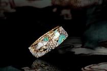 源于自然 高级珠宝的设计灵感