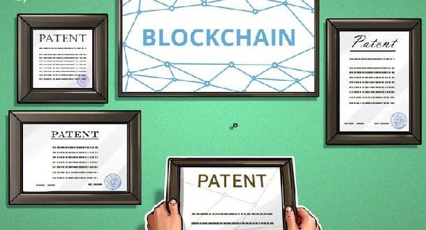 全球区块链专利申请数量远超过其他技术申请量