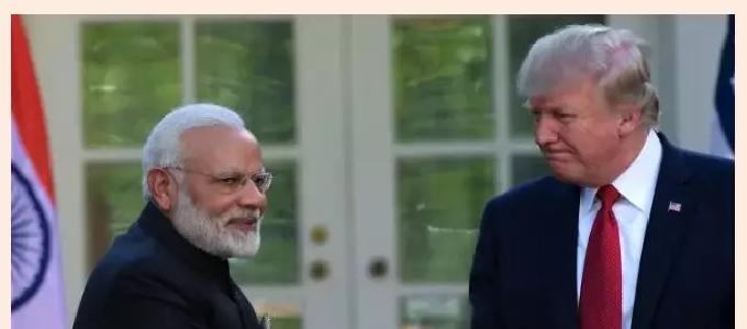 印度宣布对美国加征关税 首批对象包括苹果等28种美国商品