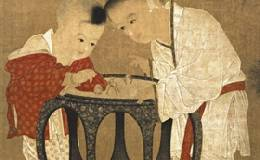 揭开艺术瑰宝《秋庭戏婴图》背后的故事