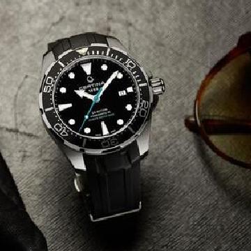 超高性价比瑞士潜水表 几千元带出水鬼的style!