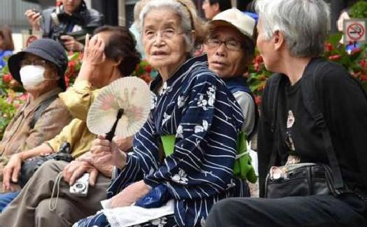 日本死因第三位 越来越多的人寿命变长
