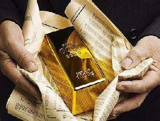 黃金短期可能下跌 金價周線區間企穩