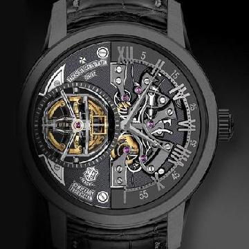江诗丹顿全新推出Les Cabinotiers阁楼工匠浑天仪式陀飞轮腕表