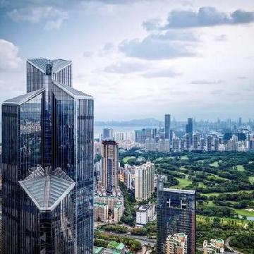 """深圳柏悦酒店:打造""""家外之家""""的""""城市空中庭院"""""""