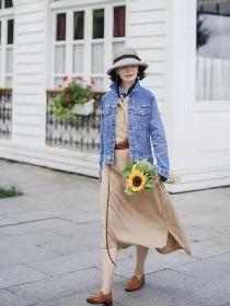 妈妈们这个年纪怎么穿才不显老呢 看潮人新搭配瞬间让你时尚!