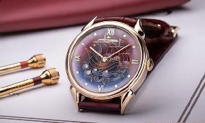 江诗丹顿的结合 打造独一无二的时计腕表