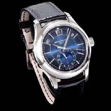 评测百达翡丽多功能复杂5205G腕表
