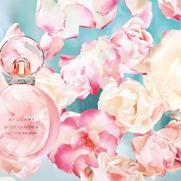 宝格丽欢沁玫香女士香水活力上市