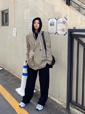 8套酷girl日常搭配 轻而易举避免撞衫!
