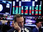 美股盘中10天内四次熔断 原油跌至逾18年低点