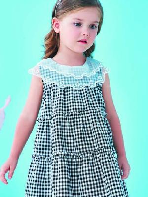 童谣服饰啾比乐品牌童装 轻松穿出公主范