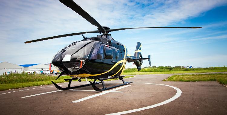 想体验越野飞行?这款直升机能满足你的所有渴望