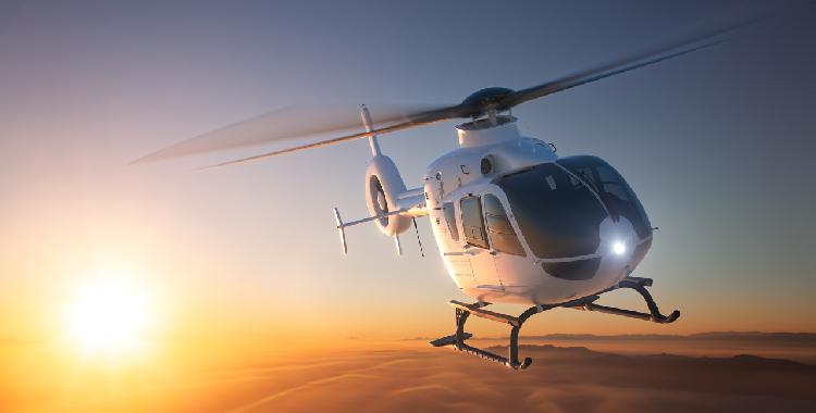 全新奔驰风格 EC145直升机带你体验舒适安静的空中旅程